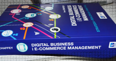 Digital business i e-commerce – Dave Chaffey – recenzja
