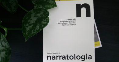 Paweł Tkaczyk: Narratologia. Recenzja