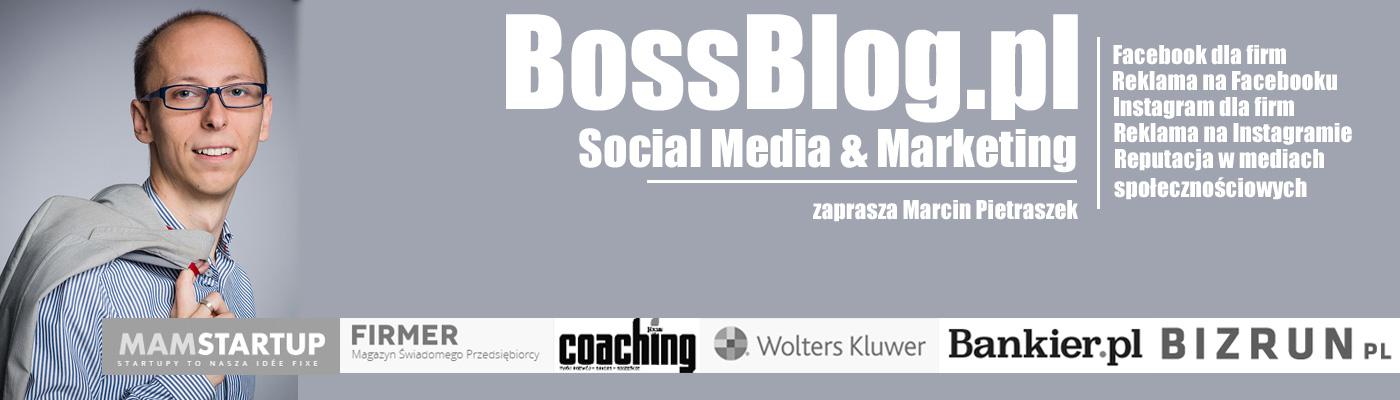 BossBlog – blog biznesowy