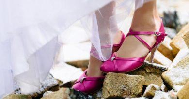 Buty ślubno-taneczne – niszowy biznes z masowym zainteresowaniem