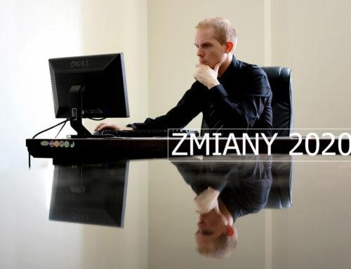 Zmiany dla przedsiębiorców w 2020 roku