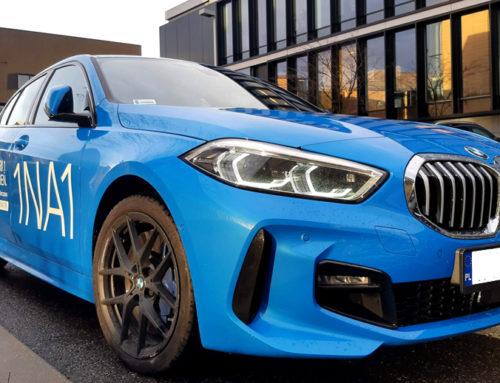 BMW 120d xDrive – test przedsiębiorcy